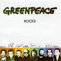 Сборник - Greenpeace Rocks (LP)