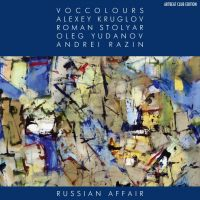 VocColours, Круглов, Столяр, Юданов, Разин - Russian Affair