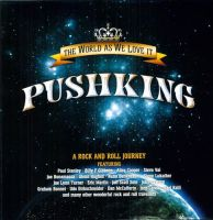 Pushking - World As We Love It (2LP)
