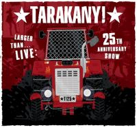 Тараканы! - 25: Larger than..Live! (2CD+DVD)