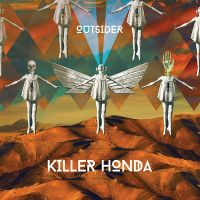 Борзов Найк / Killer Honda - Outsider (LP)