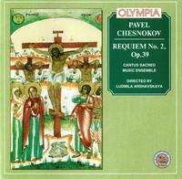 Ансамбль духовной музыки Кант - Чесноков: Панихида №2, Избранные духовные сочинения
